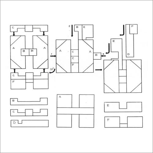 Casse Tete En Bois Solution Cube - Casse T u00eate Bois CUBE DIAMANT