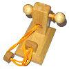 Dumbbell Puzzle - Puzzle � Halt�res